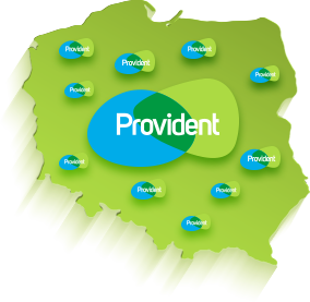 Provident Polska kariera - Provident w Polsce